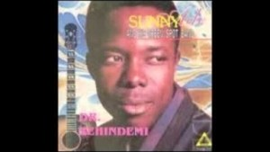 King Sunny Ade - Dr Sehindemi